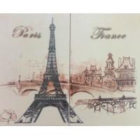 Лидия Париж 40x50