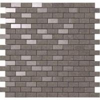 AUON Kone Grey Mosaico Brick 30.4x30.4