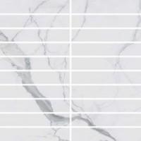 748340 I Classici Statuario Mosaico Glossy 3x15 30x30