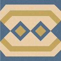 ENC 21F Ivory (D.Blue D.Yellow) 10x10
