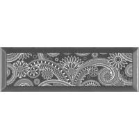 TES108060 Monocolor Decor Silver 7.5х15 7.5x15
