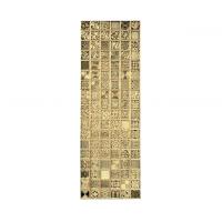 C-355 Керамическая плитка декор ENIGMA декор Gold (Aparici) 20x59.2