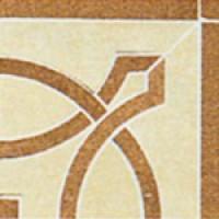 Angolo Rinascimento B Palissandro (Madras Pink, Palissandro) 15x15