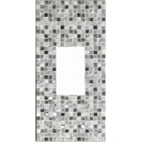 Декор настенный ANDROS VENTANA GRIS STN Ceramica (Stylnul)
