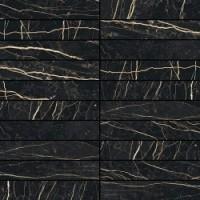 Мозаика матовая черная 756309 Rex Ceramiche