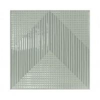 23870 Керамическая плитка для стен EQUIPE FRAGMENTS Mist Green 13.2x13.2