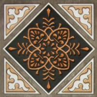 Керамическая плитка  для дорожек Сокол 727а