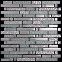 Мозаика  серебряная TES58677 Natural