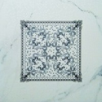 Decor Carpet Carrara grey 59*59