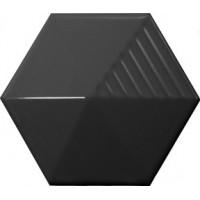 23073  UMBRELLA BLACK 12,4x10,7 10.7x12.4