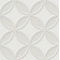 7VF080E Deco Dantan Etoile Blanc 10x10
