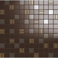 I310H6Y  Luxury Instinct Mosaico Marron 31.5x31.5