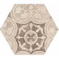 22098  Hexatile Cement Garden Sand 17,5x20 (17 видов паттерна) 17.5x20