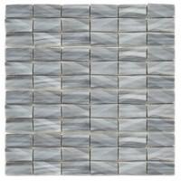 RO03MS410 Mosaico Net Grey 30x30