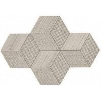 AS5C  Room Cord Mosaico Esagono Dek 30x35