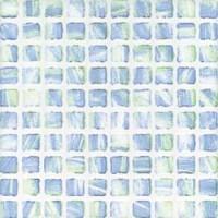5052 Киргизия квадраты сине-зелёный 20*20