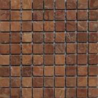 ROSSO VERONA 1,5x1,5x0,8 tumbled