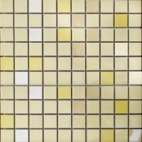 080003 Allegria Mosaico Crema 25x25