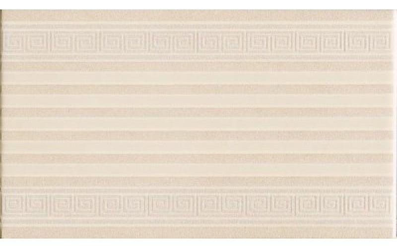 Керамогранит  Charme Listello Riga Mix Light/Segesta 1x2x5 14.5x25 Gardenia Orchidea (Versace) 44580