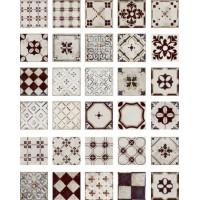 Керамическая плитка  Италия пэчворк Del Conca 936004