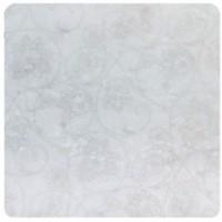 TES7159 WHITE MARBLE Motif №6 10X10 10x10
