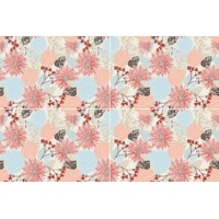 TD-MD-P-FL  Meadow Flowers (комплект из 4xт.) 40x60