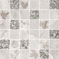 Мозаика матовая серая 1059765 Керамин