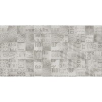 652561 Abba Patchwork mix серый 30x60