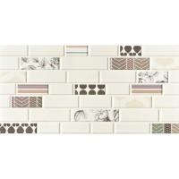 Керамическая плитка  белая под кирпич Imola Ceramica MIX36