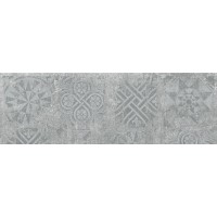Cemento серый структурный Rett 120x39.5