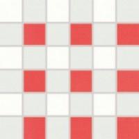 WDM06153  white -red 30x30