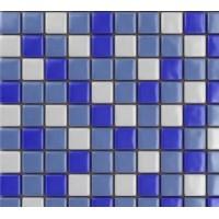 25-FL-S-080  Стеклянная мозаичная (2.5x2.5) 31.5x31.5