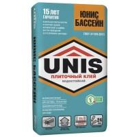 Плиточный клей  Unis (Россия)