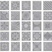 Керамогранит  25x25  Diffusion Ceramique GRC2525MIX03