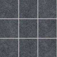 Мозаика матовая черная DAK12635 RAKO