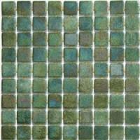 Мозаика  зелёная TES77425 Ezarri