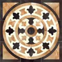 Керамогранит  116.8x116.8  Ceracasa 14318-01-116116-285Ros