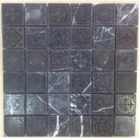 Мозаика  серебряная 3641F Art & Natura