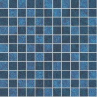 1046572  MOSAICO PIETRA D'ORO BLUE 24x24