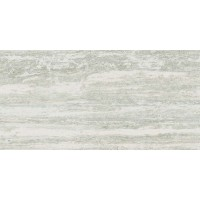 746763  Travertino White Glossy Ret 6mm 120x240 240x120