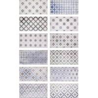 Керамическая плитка для ванной пэчворк Fabresa 21043