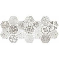 Керамическая плитка  для пола серая EQUIPE 920594