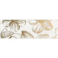 EAY71 Decor Anya Gold White 20x60