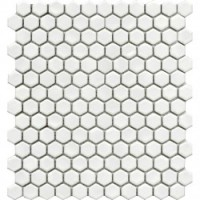 L241713471 Air Hexagon White Matt 27.2x30,4