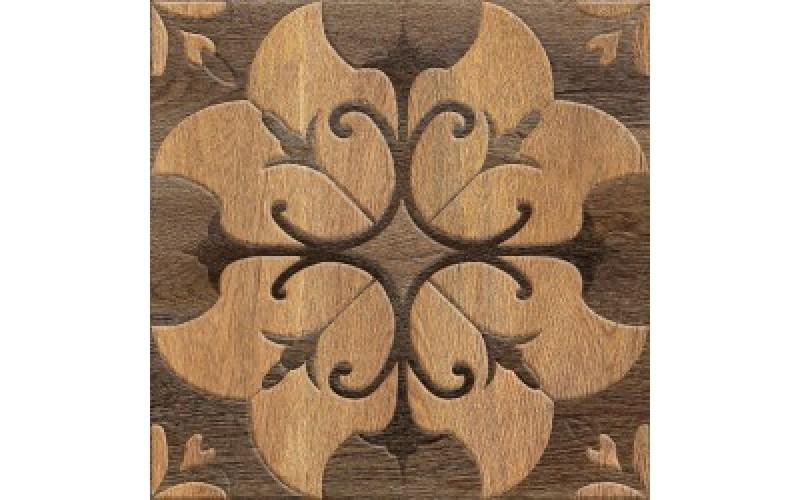 Керамическая плитка TES107883 Cork Brown  45x45 Absolut Keramika (Испания)