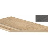 AEX4 Trust Titanium Bordo Piscina Angolo Dx 30x60 LASTRA 20mm