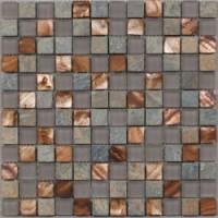 DAO-69  стекло+камень 2.3x2.3 30x30