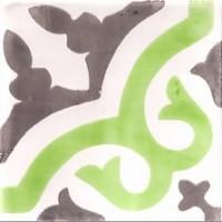 Керамическая плитка  метлахская Diffusion Ceramique TRC1515D14