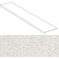 AS8H Marvel Terrazzo White Scalino 33x150