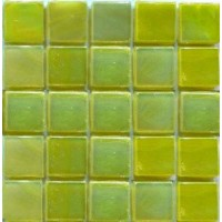 Мозаика  салатовая TES76622 Art & Natura